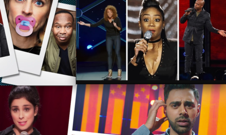 Reviewed: The best comedy specials of 2017