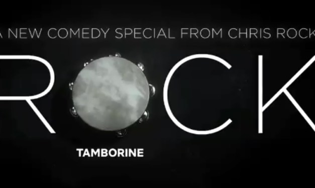 "Chris Rock dropping his Netflix ""Tamborine"" for Valentine's Day 2018"