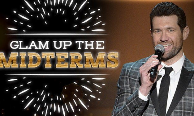 "Billy Eichner and Funny or Die ""Glam Up The Midterms"""
