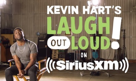 "Kevin Hart and his Plastic Cup Boys will host ""Straight From The Hart"" weekly on SiriusXM"