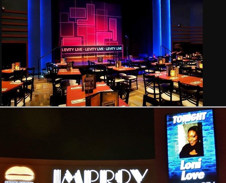 Levity Live buys the Improv comedy club brand