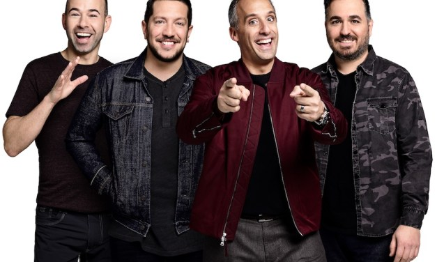 Funny or Die! The Impractical Jokers are getting their own movie