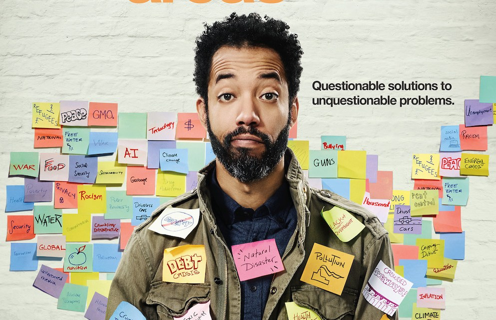 HBO announces a title and premiere date for Wyatt Cenac's new late-night series
