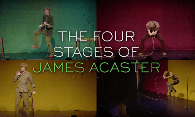"Review: James Acaster, ""Repertoire"" on Netflix"