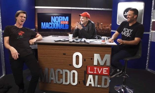 Netflix orders a Norm Macdonald talk show