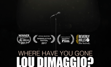 Can you make a comeback to stand-up after 20 years offstage? Ask Lou DiMaggio