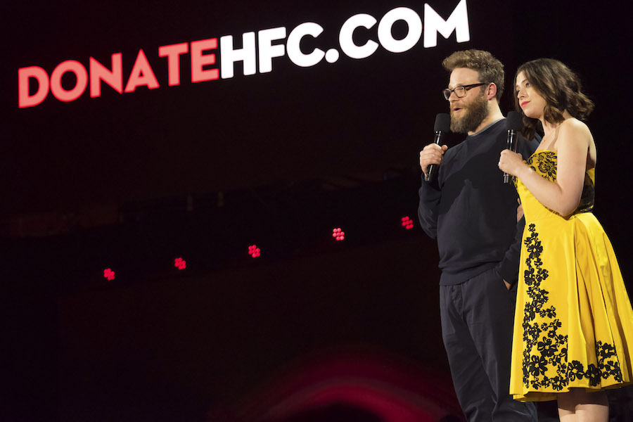 Review: Seth Rogen's Hilarity for Charity, on Netflix