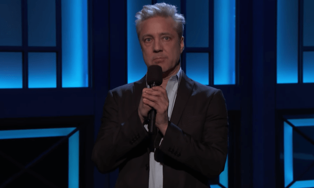 Nick Griffin on Conan