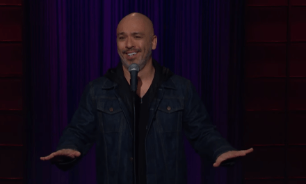 Jo Koy on The Late Late Show with James Corden
