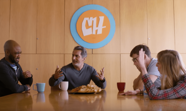 CollegeHumor mocks Bassem Youssef for leaving heart surgery and Egypt for comedy in Hollywood