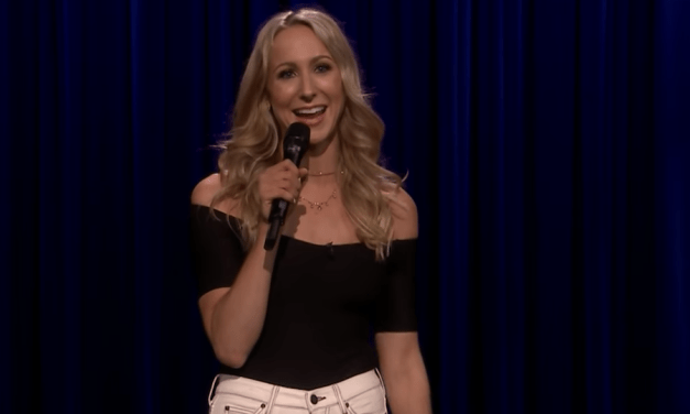 Nikki Glaser on The Tonight Show Starring Jimmy Fallon