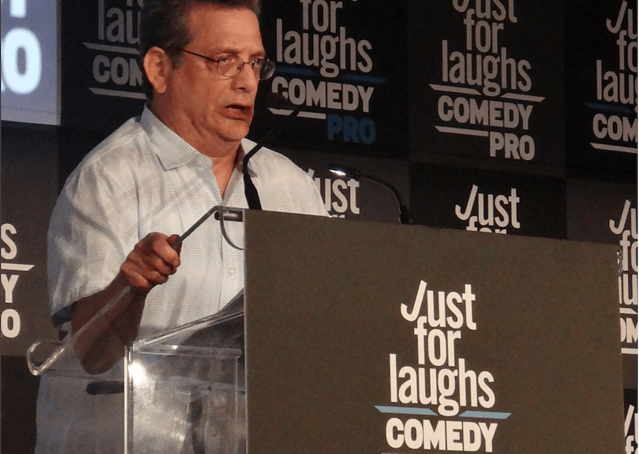 Highlights from Andy Kindler's 2018 State of the Industry Address at Just For Laughs Montreal
