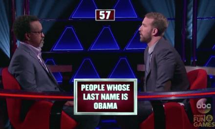 Evan Kaufman explains his oops moment on $100,000 Pyramid