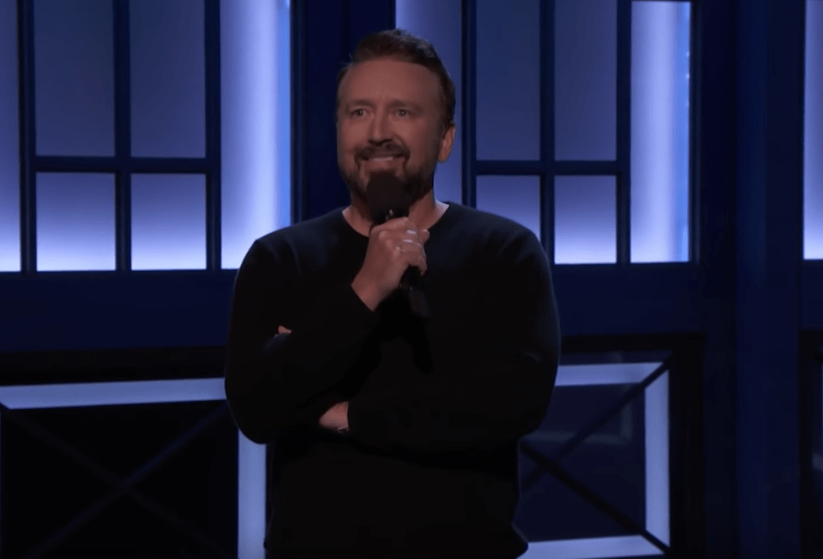 Chad Daniels on Conan