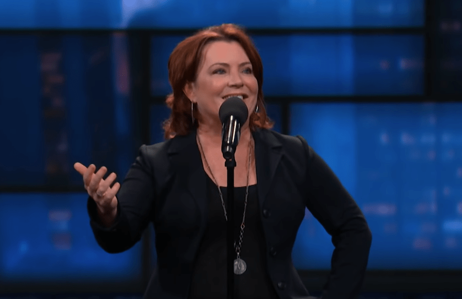 Kathleen Madigan on The Late Show with Stephen Colbert
