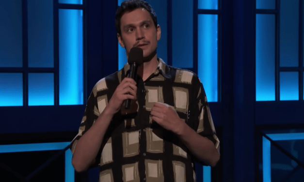 Nick Nemeroff on Conan