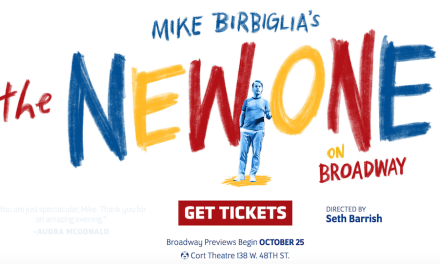 "Mike Birbiglia's ""The New One"" to launch Broadway run in October 2018"