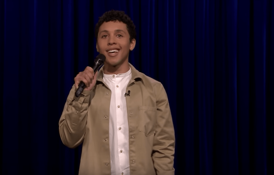 Jaboukie Young-White on The Tonight Show Starring Jimmy Fallon