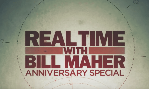 HBO will celebrate 15 years of Real Time with Bill Maher