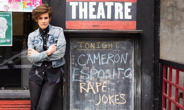 """Review: Cameron Esposito, """"Rape Jokes"""""""