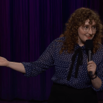 Emily Heller on The Late Late Show with James Corden