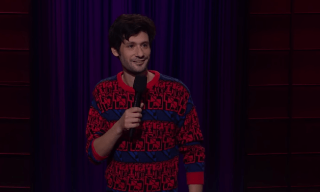 Adam Newman on The Late Late Show with James Corden