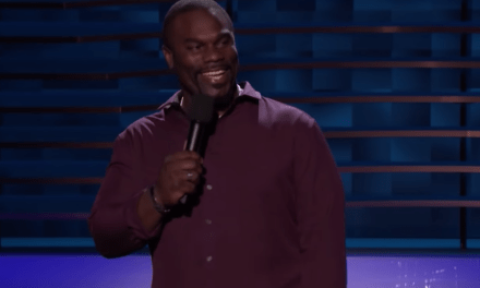 Corey Rodrigues on Conan