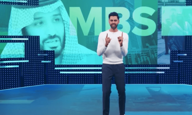 Netflix takes down Patriot Act episode about Saudi Arabia, but leaves it up on YouTube