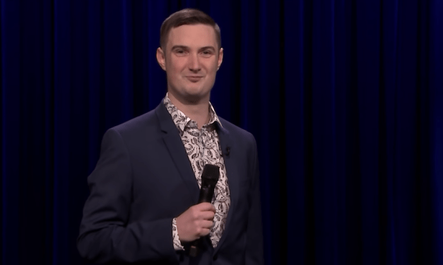 Sean Finnerty on The Tonight Show Starring Jimmy Fallon