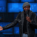Byron Bowers on The Late Show with Stephen Colbert