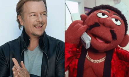 Comedy Central bringing back David Spade and Crank Yankers!
