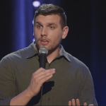 """Review: Chris Distefano, """"Size 38 Waist"""" on Comedy Central"""