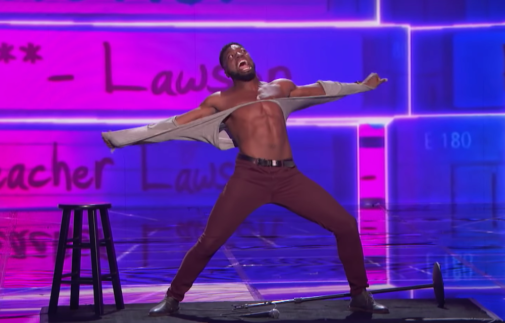 Preacher Lawson on the finals of America's Got Talent: The Champions