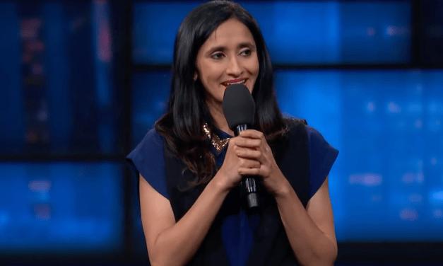 Aparna Nancherla on The Late Show with Stephen Colbert