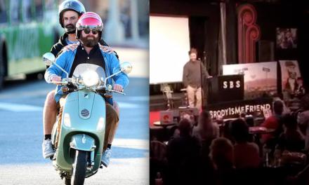 Zach Galifianakis remembers Brody Stevens
