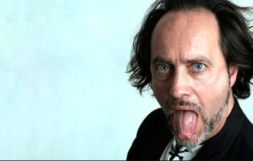 R.I.P. Ian Cognito, English comedian dies onstage from heart attack