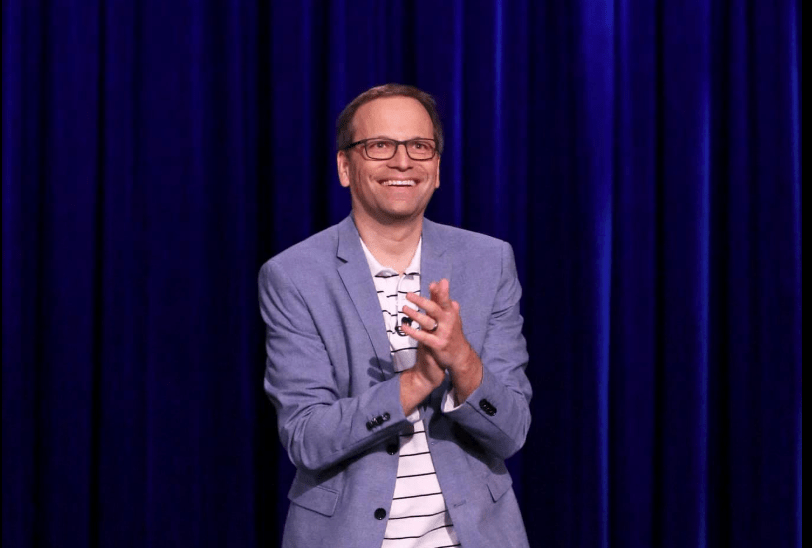 Lenny Marcus on The Tonight Show Starring Jimmy Fallon