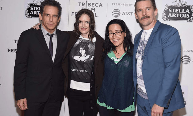 "Watch the ""Reality Bites"" reunion from the 2019 Tribeca Film Festival"