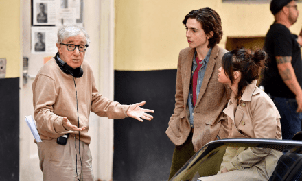 Woody Allen may have to self-release his memoirs and his movies from now on