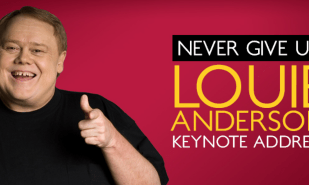Louie Anderson to deliver Just For Laughs 2019 keynote
