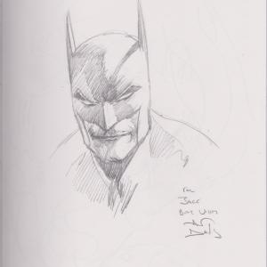 Batman by Alan Davis