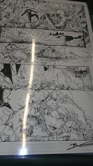 Teen Titans #5 Booth/Rapmund 2