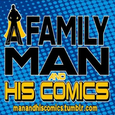 A Family Man and His Comics
