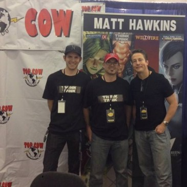 The Top Cow Chronology Project 038 Interview with Matt Hawkins