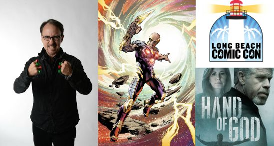 The Comic Source Podcast 030 LBCC Jeff King Interview Full