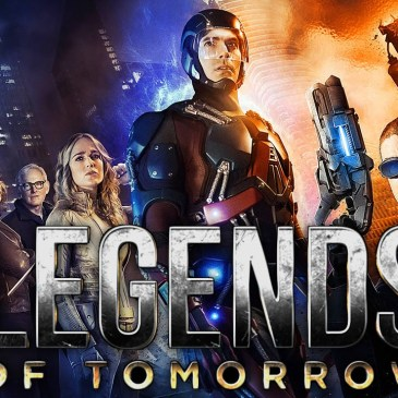The Comic Source Podcast 054 DC Rebirth and Legends of Tomorrow