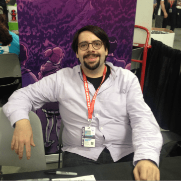 The Comic Source 067 James Tynion Interview LBCE16