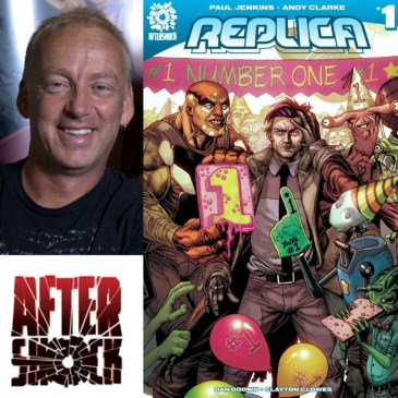 The Comic Source Podcast 063 Paul Jenkins Interview LBCE16