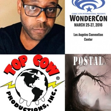 The Comic Source Podcast Episode 232 – Top Cow Thursday – Flashback Bryan Edward Hill Wondercon 2016