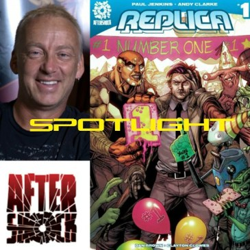 The Comic Source Podcast 069 Spotlight on Replica